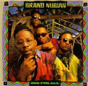 BRAND NUBIAN ALBUM COVER