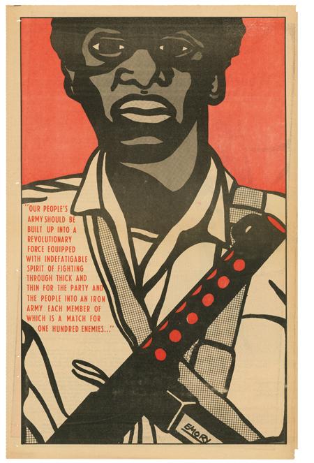 Emory Douglas Work - Black Panther Master Artist