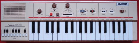 Casio MT40