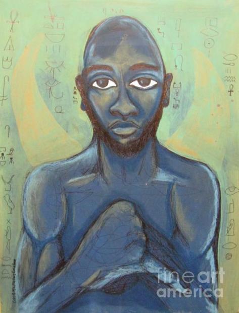 2009 Born As God Live As Him - Marcellous Lovelace