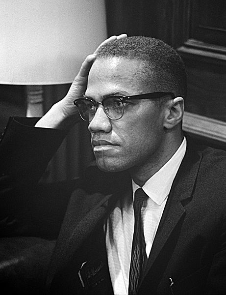 Malcolm X - WHEN OUR LEADERS MEANT SOMETHING
