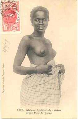 African Postcard