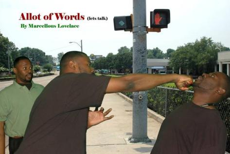 Allot of Words by Marcellous Lovelace (click cover to buy)