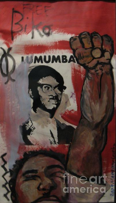 2009 Free Biko's Spirit with Lumumbas Support
