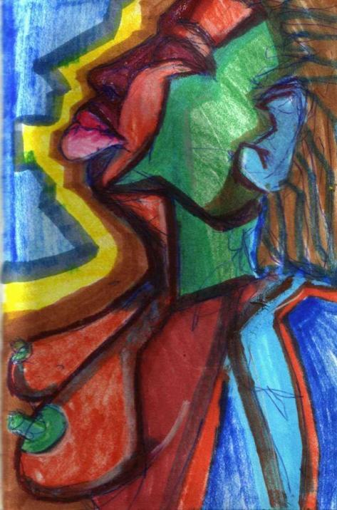 1997 Marcellous Lovelace Art