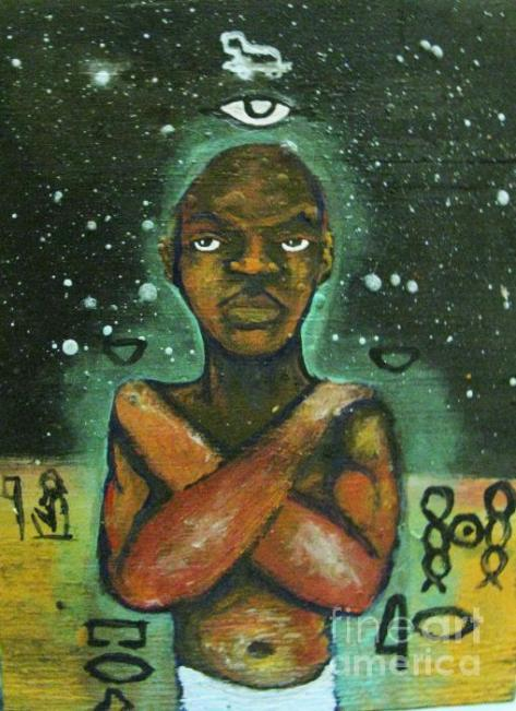 2009 Imhotep As Peace And Build - Marcellous Lovelace