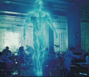 THE STUDY OF SELF = DR. MANHATTAN IN ME