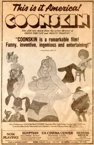 COONSKIN - THE GREATER GOOD FROM THE TWO EVILS