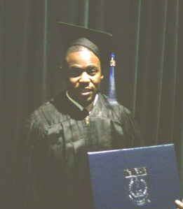 Marcellous Lovelace Graduates from University of Memphis