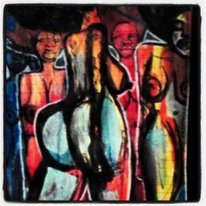 2013 de cor preta art by marcellous lovelace