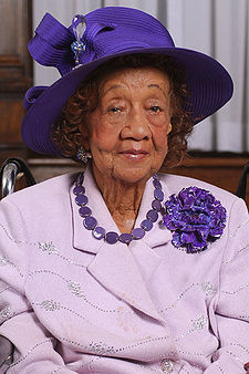 Dorothy Height (R.I.P.)
