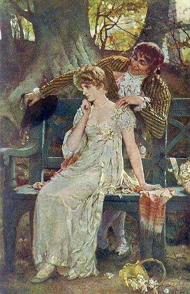 Rae, Henriettan - Doubt, 1886