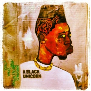 2013 At the Sight of the Black Man art by Marcellous Lovelace