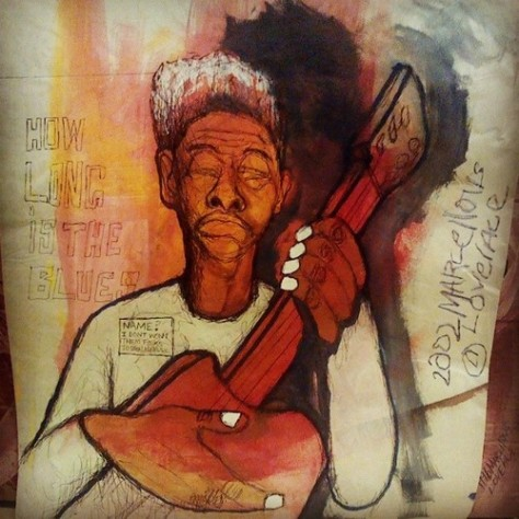 2002 not gone play I dont wont no oppressor to steal my soul art by Marcellous Lovelace