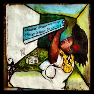 2013 when she was boom bap knowledge seek refine art by marcellous lovelace